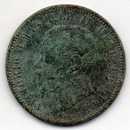 Italie - 10 Centesimi 1862 M - Victor Emmanuel II - 1861-1946 : Royaume