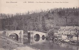 CPA (22)  DINAN.  Les Bords De La Rance, Le Vieux Pont De Léon. ...T630 - Dinan