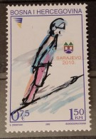 Bosnia And Hercegovina, 2002, Mi:  256 (MNH) - Bosnien-Herzegowina