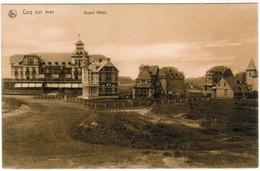 De Haan, Coq Sur Mer, Den Haan, Grand Hotel,  (pk32831) - De Haan