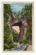 Cpsm VIRGINIA Natural Bridge - Virginia Beach