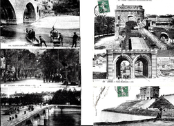 Lot De 59 Cartes Postales Anciennes En Bon état. - Cartes Postales