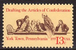 USA 1977 Bicentennial Of Drafting Articles Of Constitution, MNH (SG 1700) - Vereinigte Staaten