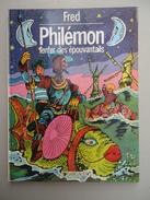 Dargaud - FRED - Philémon L'Enfer Des Epouvantails  - No 14 - 1983 - Philemon