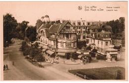 De Haan, Coq Sur Mer, Den Haan, Avenue Léopold, Leopold Laan (pk32839) - De Haan