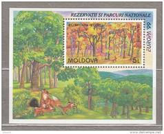 EUROPA CEPT 1999 Moldova MNH(**)  Mi Bl 18 #19833 - Europa-CEPT
