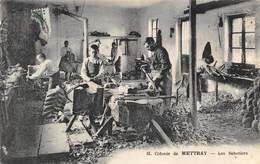 CPA 41 COLONIE DE METTRAY LES SABOTIERS Voir Recto Verso - Frankreich