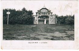 De Haan, Coq Sur Mer, Den Haan, Le Casino  (pk32843) - De Haan