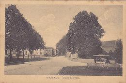 Warsage - Place De L'Eglise (Henri Kaquet, Animée) - Dalhem