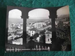 CARTOLINA  - FALCONARA SCORCIO PANORAMICO SULLO SFONDO ANCONA     B  1868 - Ancona