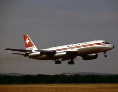 Aviation Postcard-692 - Balair Convair 990 Coronado - 1946-....: Moderne