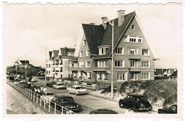 De Haan, Coq Sur Mer, Den Haan, La Digue, Résidence Hiawatha Et Villa Marie Germaine (pk32855) - De Haan
