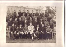 Photo De Classe - Ecole D'Agriculture D'Hiver Du Lycée Gambetta - Année Scolaire 1945-1946. - Cahors