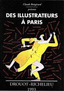 DES ILLUSTRATEURS A PARIS VENTE 1993 ILLUSTRATION LIONEL KOECHLIN FILM TANGO - Illustrateurs & Photographes