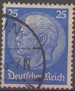 ALLEMAGNE  N°493__ OBL VOIR SCAN - Deutschland