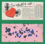 Buvard - CAFE SANKA  -1938 - - Buvards, Protège-cahiers Illustrés