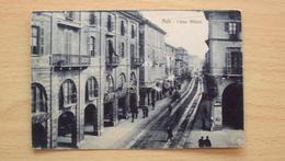 ITALIA PIEMONTE CARTOLINA DA ASTI FORMATO PICCOLO VIAGGIATA - Asti
