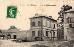 ENVIRONS DE SAINT-FIACRE ENTREE DE VILLEMAREUIL - Francia