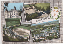 NYOISEAU -(49)- N°:Lu 3 - VUE DU VILLAGE. - Francia