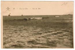 De Haan, Coq Sur Mer, Den Haan, Vue De Mer (pk32862) - De Haan