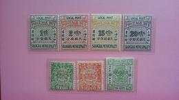 Shanghai Poste Locali Nuovi* + Spese Postali