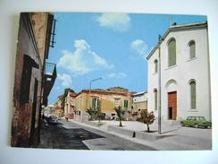ALI TERME  CHIESA  PARROCCHIALE   MESSINA   SICILIA   VIAGGIATA COME DA FOTO  BOLLO RIMOSSO - Messina