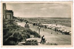 De Haan, Coq Sur Mer, Den Haan, Strand En Zeedijk (pk32865) - De Haan