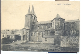 AMAY 1927  LA COLLEGIALE - Amay