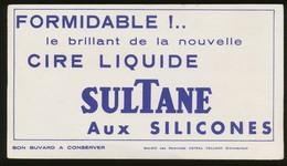 Buvard - SULTANE - SILICONE - Blotters