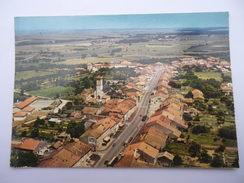 CPA 54 - MARS LA TOUR VUE AÉRIENNE - Autres Communes