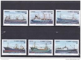 Cabo Verde Nº 431 Al 436 - Islas De Cabo Verde