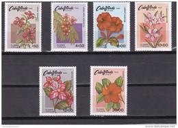 Cabo Verde Nº 437 Al 442 - Islas De Cabo Verde