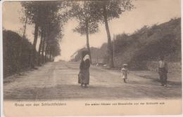 57 - GRAVELOTTE - NELS SERIE 107 N° 59 - DIE ERSTEN HAUSER VON DER SCHLUCHT AUS - France