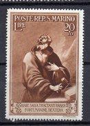1944 San Marino - Pro Case Popolari N 277 Nuovo MLH* - Ongebruikt