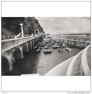 GPCATP6985CPA-LFTMD2059TARPU.Tarjeta Postal DE GUIPUZCOA.Edificios,mar,montes,puerto  Y BARCAS DE PESCA Y PUENTE - Puentes
