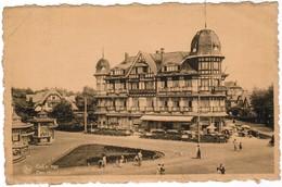 De Haan, Coq Sur Mer, Den Haan, Grand Hôtel Belle Vue (pk32876) - De Haan