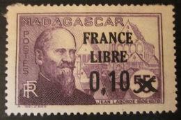Madagascar - YT 256 * - Madagascar (1889-1960)