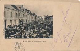 G105 - 76 - FAUVILLE - Seine Maritime - Foire Saint-Jean - France