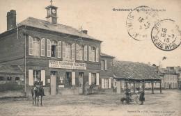 G105 - 76 - GRANDCOURT - Seine Maritime - Poste Et Télégraphe - Other Municipalities