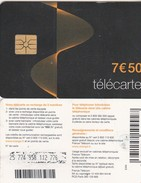 ONDULATIO N 7.50E USED30.06.2012 - France