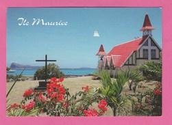 ILE MAURICE - CAP MALHEUREUX TIMBRE TEA INDUSTRY - Mauritius