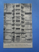 58-NEVERS Escalier D'honneur Du Palais Ducal , écrite Au Verso En 1919 , Dos Vert - Monuments