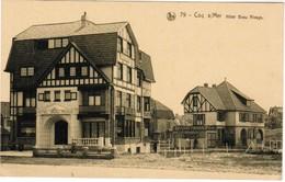 De Haan, Coq Sur Mer, Den Haan, Hotel Beau Rivage (pk32880) - De Haan