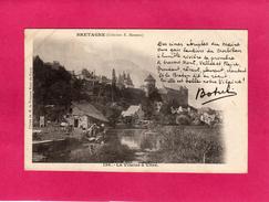 35 ILLE ET VILAINE, La Vilaine à VITRE, (Hamonic, Vicomte R. De Farcy) - Vitre