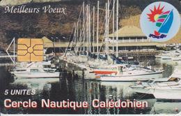 NC25 CERCLE NAUTIQUE CALEDONIEN 5 GEM 12/94 LUXE -NOUVELLE CALEDONIE