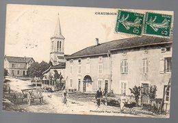 Chaumousey (88 Vosges) Grande Rue  (voyagé 1909) (PPP4649) - France