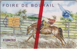 NC30A FOIRE DE BOURAIL 5 GEM 04/95 NON NUMEROTEE NSB-NOUVELLE CALEDONIE