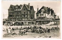 De Haan, Coq Sur Mer, Den Haan, Strand (pk32890) - De Haan