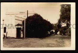 PIRIAPOLIS PLAYA VERDE RARA TARJETA POSTAL FOTO  Vintage Original Ca1948 POSTCARD (W4_3320) - Uruguay