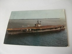 NAVE SHIP PORTAEREI U.S.S. FORRESTAL ONE THE MIGHTEST WARSHIPS IN THE WORLD - Guerra